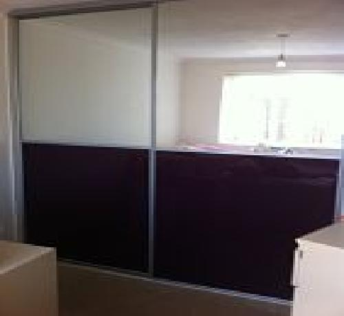 2 door oriental purple mirror 1000-1200mm